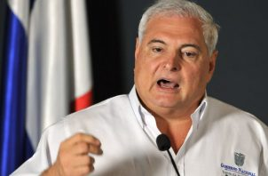 Ricardo Martinelli, expresidente de la República.