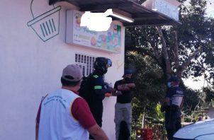 Los operativos en Colón se mantendrán para hacer cumplir las disposiciones de las autoridades de salud, para bajar los contagios de la COVID-19.