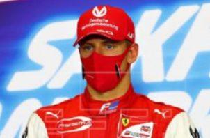 A Mick Schumacher no le importan las comparaciones. EFE