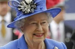 Reina Isabel II. Foto: Archivo