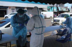 En Panamá van 233,705 casos acumulados de COVID-19 y 3,892 muertes.
