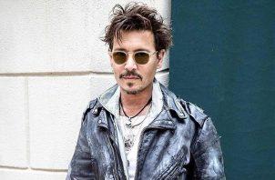 Johnny Depp. Foto: Archivo