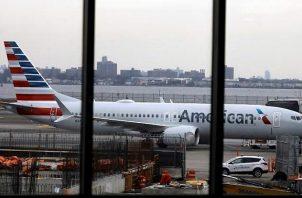 La pandemia ha forzado a las aerolíneas a reducir su tamaño. EFE