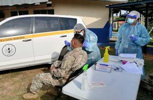 A la fecha se aplicaron 11.022 pruebas nuevas de contagio para detectar la covid-19.