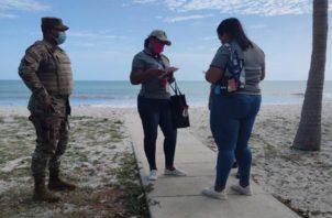 n los balnearios ubicados en el El Nanzal, Río Las Huacas, El Jobo, Buena Vista, Gorgona entre otros, la Policía Nacional (PN) ubicó varias personas vendiendo y consumiendo licor.