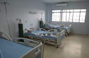 Se están realizando las gestiones necesarias para obtener más ventiladores para atender a los pacientes en el hospital, y otros equipos para manejar a los enfermos por la COVID-19.