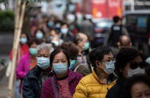 Por primera vez desde 1990, Pekín no se marcó una meta de crecimiento económico en 2020. EFE