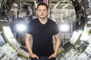 Elon Musk tiene un patrimonio de $185 mil millones.