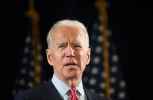 """Presidente electo de Estados Unidos, Joe Biden, recordó que tiene claro hace mucho que Donald Trump """"no es apto"""" para la Presidencia."""