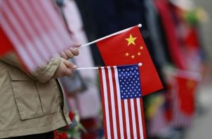 Los enfrentamientos de Washington y Pekín se han producido no solo a nivel comercial, sino también tecnológico o hegemónico en los últimos años. Foto/EFE