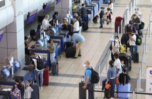Los principales destinos desde y hacia donde se trasladaron la mayor cantidad de viajeros fueron Miami, Bogotá, Cancún y La Habana. Foto/Cortesía