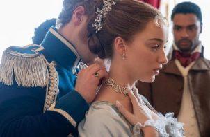 'Los Bridgerton' fue vista en 63 millones de hogares en su primer mes de estreno. Foto: Netflix