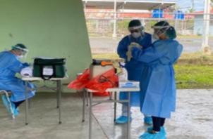 El primer caso de covid-19 en Panamá se oficializó el 9 de marzo de 2020.