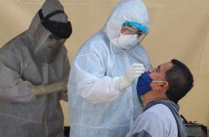 México es el cuarto país del mundo con más muertos por el coronavirus. Foto: EFE