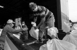 Es hacerse buen samaritano del que está apaleado por la vida. Es tender la mano, ayudar, proteger, buscar soluciones. Foto: Cortesía.