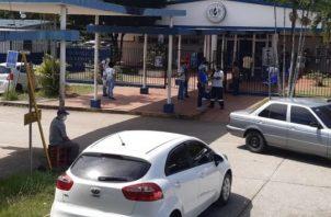 Se atienden pacientes de San Miguelito y Panamá Norte. Foto de Francisco Paz