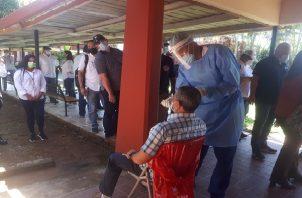 La provincia de Veraguas en lo que va de esta pandemia contabiliza a la fecha a  unas 15, 394 personas contagiadas, mientras que se han recuperado unas 13, 240.