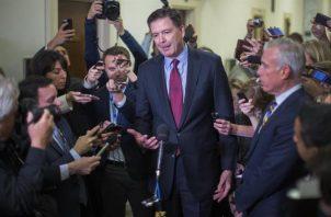 Exdirector del FBI, James Comey
