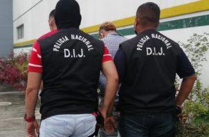 Los dos ciudadanos, de 18 y 20 años, fueron aprehendidos en Ocú por la Fiscalía de Homicidio y la Dirección de Investigación Judicial.
