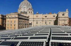 Ciudad del Vaticano, sede la Iglesia católica.