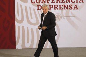 Presidente de México, Andrés Manuel López Obrador.