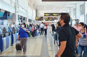 Panamá es una de las rutas más utilizadas como escala por aquellos que quieren viajar o salir de Venezuela. Foto/Cortesía