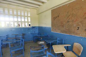 De acuerdo con López, durante la pandemia no se realizó tampoco el debido mantenimiento en la mayoría de los colegios a nivel nacional.
