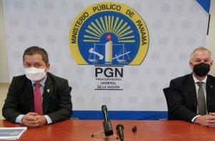 Edwin Juárez, fiscal superior de la fiscalía regional de Colón, precisó que se reportaron un total de 144 casos de homicidio y femicidio.