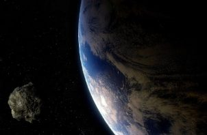 El asteroide está en una fase provisional. Foto: Cortesía