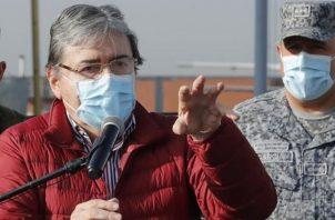 Carlos Holmes Trujillo tenía 69 años de edad. Foto: EFE