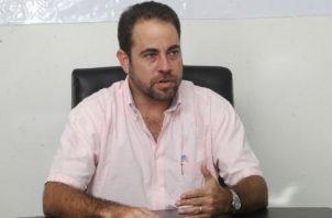 Mario Etchelecu, exministro de Vivienda y Ordenamiento Territorial, durante el Gobierno de Juan Carlos Varela.