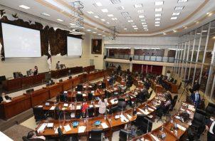 La Asamblea Nacional retomó sus sesiones presenciales el 18 de enero.