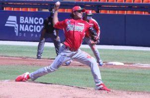 Harold Araúz jugó para Chiriquí en el torneo mayor. Foto:Fedebeis
