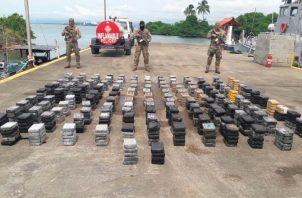 Panamá se ha convertido en los últimos años en la ruta preferida para el envío de drogas de Sudamérica a Estados Unidos.