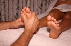 Beneficios del masaje. Foto: Cortesía