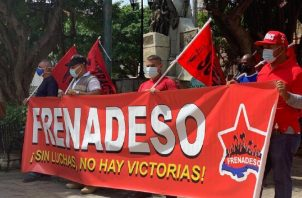 En el Frenadeso están los antecedentes del partido político FAD. Foto de cortesía