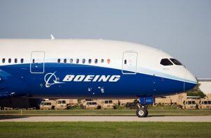 Boeing, que no prevé tener un flujo de caja positivo hasta el año que viene, quemó 18.400 millones de efectivo. EFE