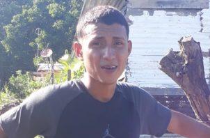 Jahir Gonzalo González Castillo, alias 'Pingui', de 26 años, fue asesinado de varios tiros. Foto: Mayra Madrid