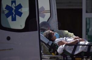 Brasil es el segundo país con más muertes en el mundo por covid-19. EFE