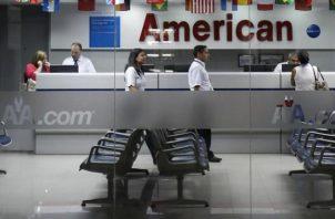 La aerolínea perdió $10,421 millones, después de cerrar 2019. EFE
