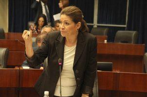 Ana Matilde Gómez fue condenada e inhabilitada temporalmente.