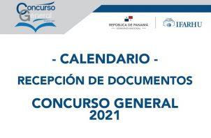 Busque aquí el calendario de recepción de documentos de los estudiantes preseleccionados del Concurso General de Becas 2021.