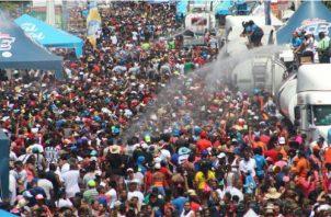 Minsa reitera que Carnaval 2021 está suspendido.