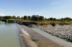 El sistema de riego está proyectado para el regadío de unas 3,200 hectáreas de cultivos, beneficiando a 221 productores. Foto/Cortesía