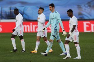 El Real Madrid no vio la luz hoy.
