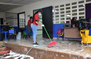 Voluntarios realizarán diferentes actividades de ayuda.