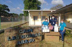 En la provincia de Coclé se iniciará con la apertura del Caipi piloto de Guabas Abajo de Antón y posteriormente y según el comportamiento del virus en cada comunidad podrá darse la reapertura de los otros 11 centros.