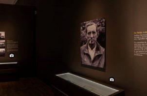 La muestra cuenta con cerca de 250 piezas. Twitter / @ACEcultura