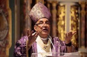 Monseñor Ulloa dijo que próximamente dará a conocer mayores detalles de cómo se celebrará la Semana Santa en Panamá.