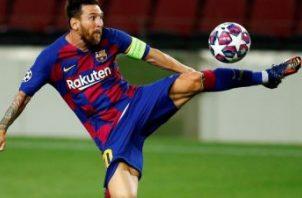Leo Messi: Foto:EFE